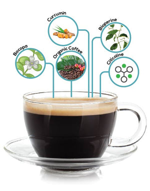 GENUINE Healthy Brain and Memory Support Coffee