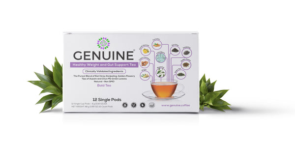 GENUINE Healthy Weight and Gut Support Tea