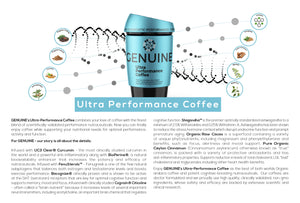 GENUINE Ultra Performance Coffee