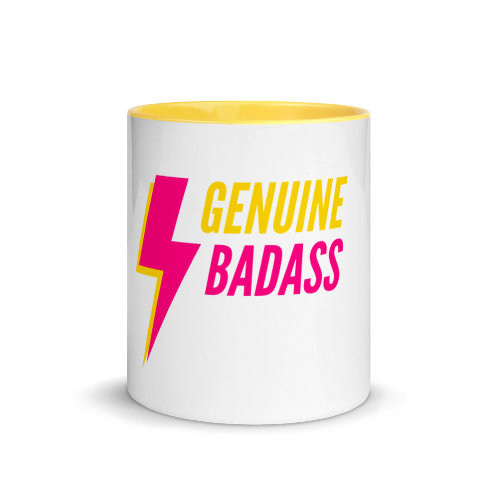 """Genuine Badass"" Mug"