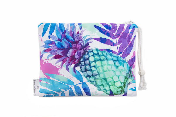 Pineapple Express Swimsuit Travel Bag - BandaBeau