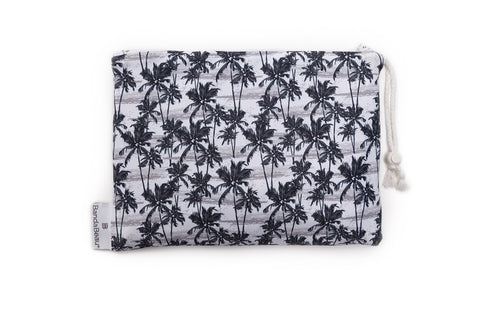 Shady Palms Swimsuit Travel Bag