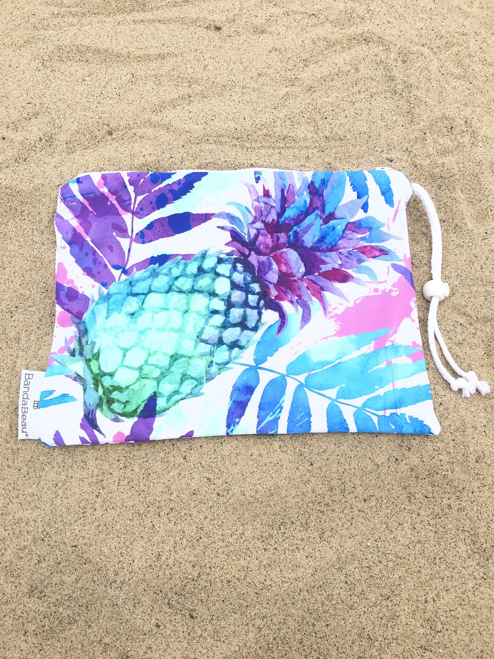 Pineapple Express Swimsuit Travel Bag