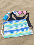 Tan Lines Swimsuit Travel Bag