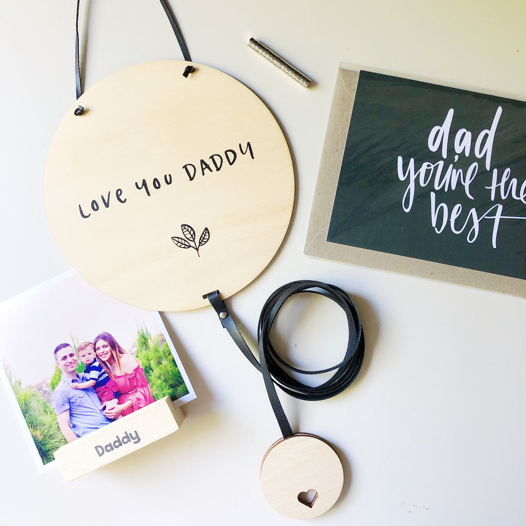 Father's Day Gift Pack 3 - Custom