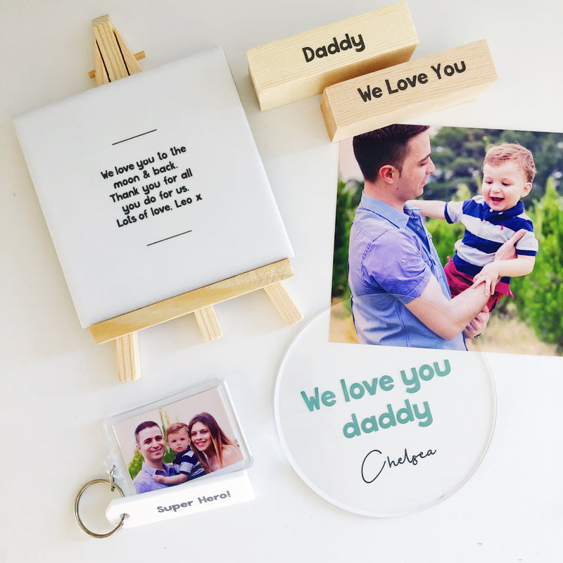 Father's Day Gift Pack 2 - Custom