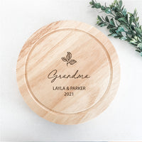 Mother's Day Cheese Boards - Three Leaf