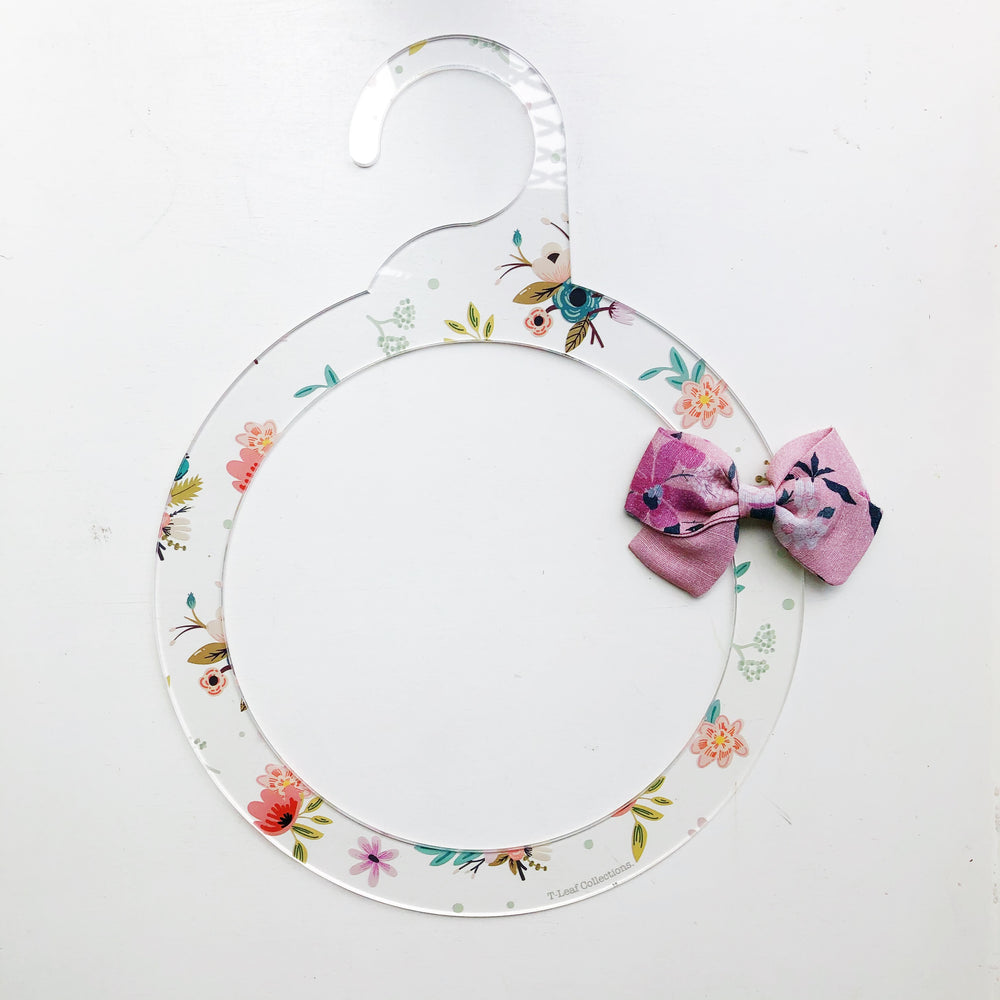 Bow Wreaths - Wardrobe (ready-made)