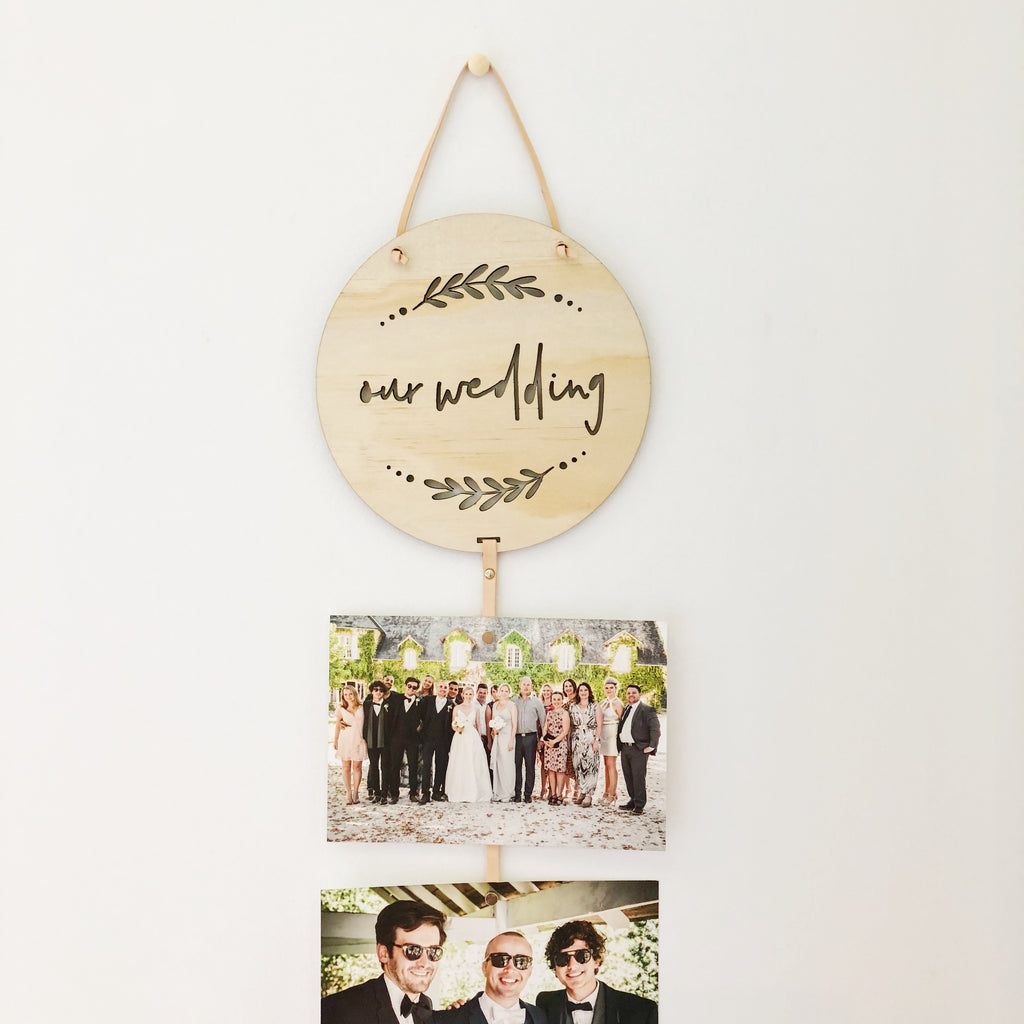 Wedding Memory Drops - multiple designs
