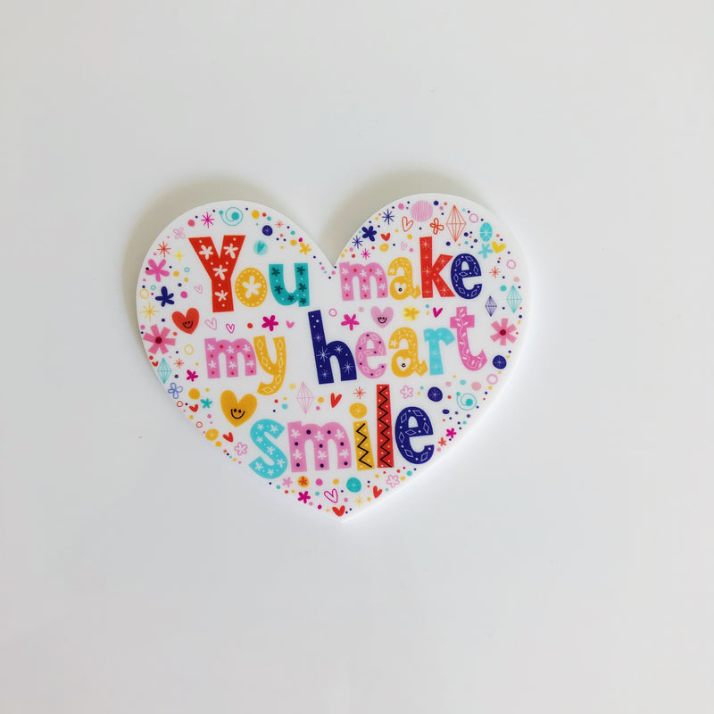 Feel Good Fridge Magnets - Hearts