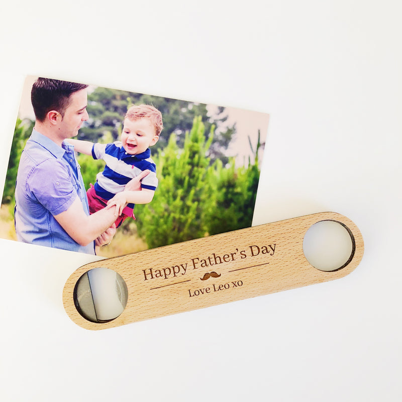 Wooden Bottle Opener (custom)
