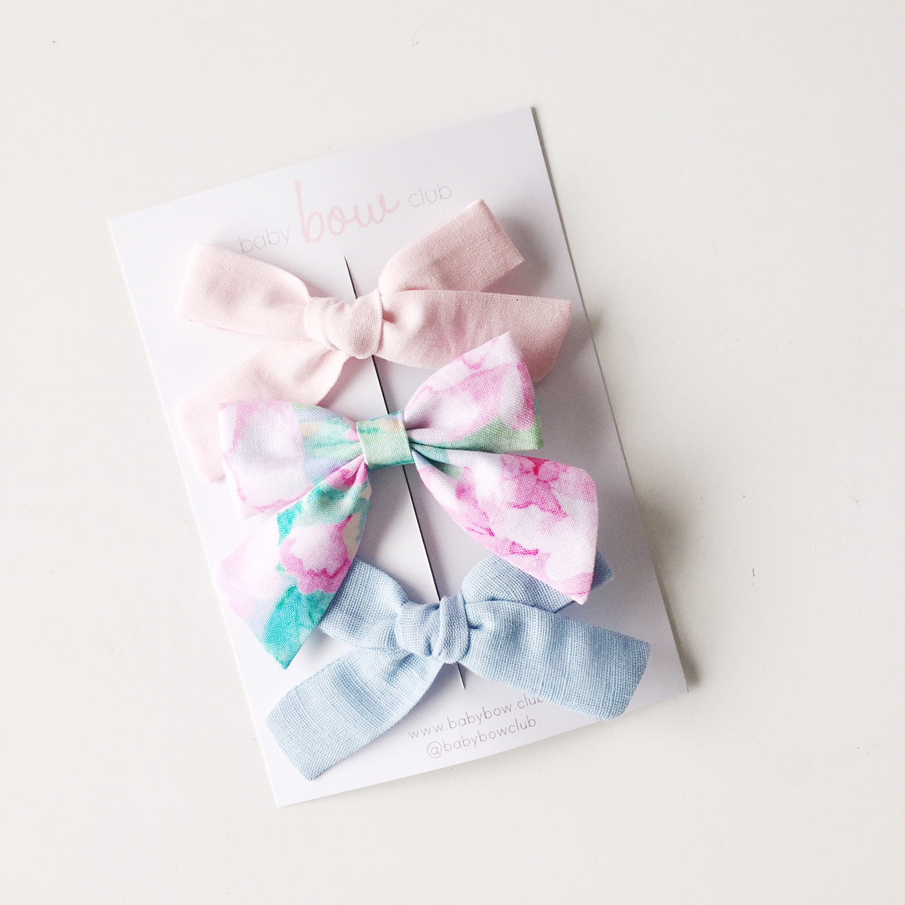 Bows - Clips (ready-made)