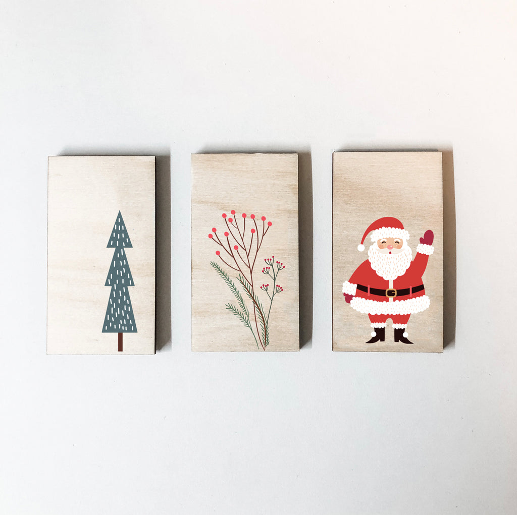 Additional Tiles for Christmas Calendar