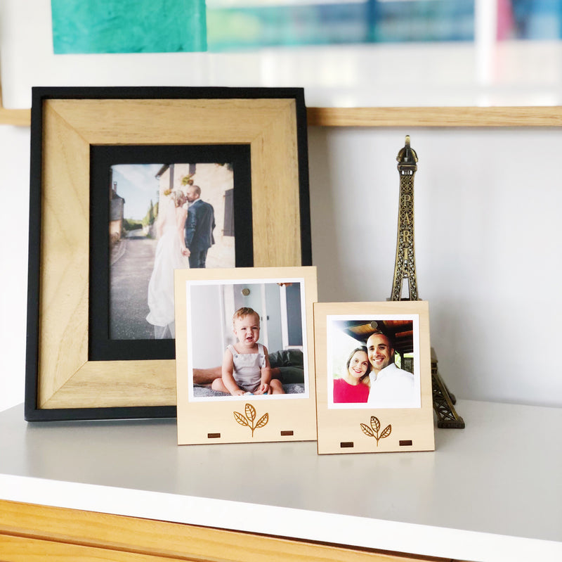 Standing Photo Frames