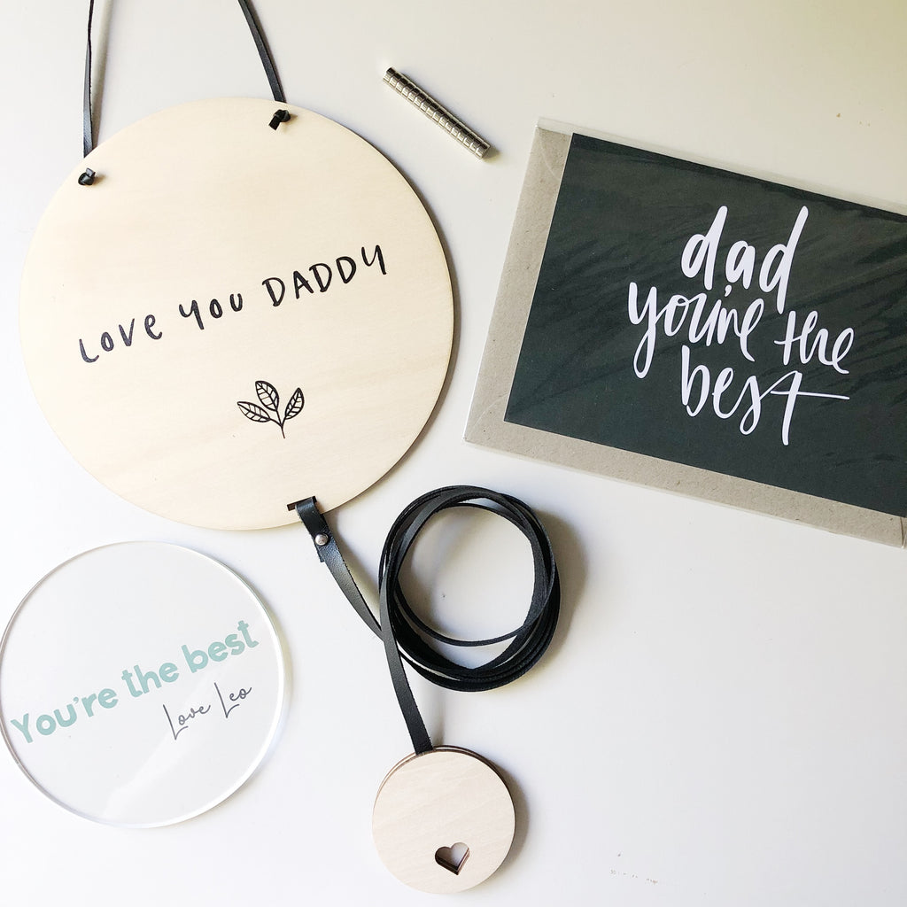 Father's Day Gift Pack 1 - Custom