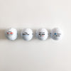 Set of 3 Premium Golf Balls (custom)
