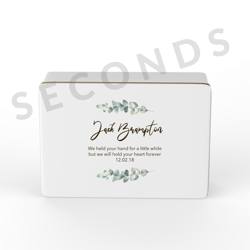 Keepsake Box {Seconds} - In Memory - Design 2