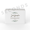 {Seconds} Keepsake Box - In Memory - Design 2