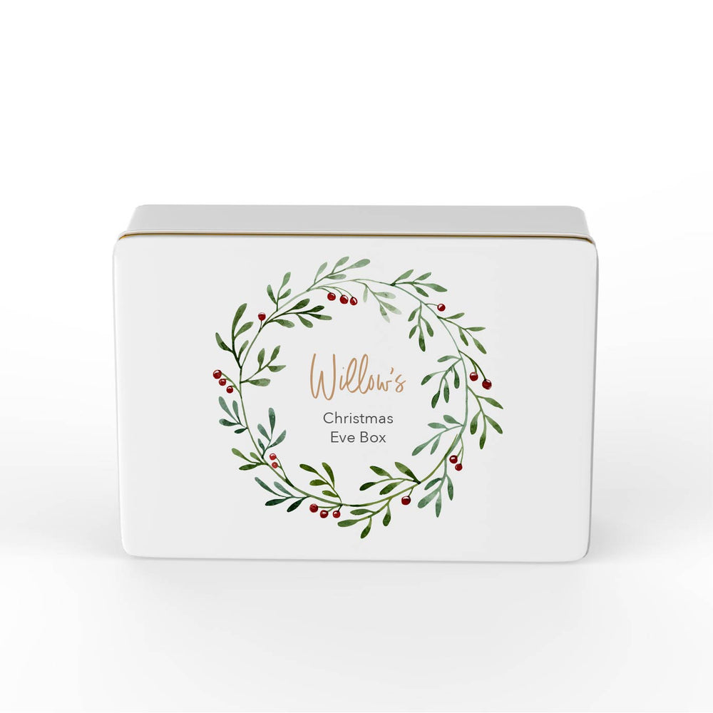 Keepsake Box - Christmas - Design 1