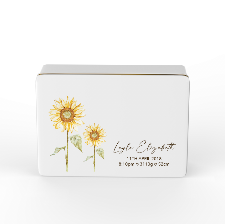 Keepsake Box - Design 18