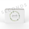 {Seconds} Keepsake Box - Design 5