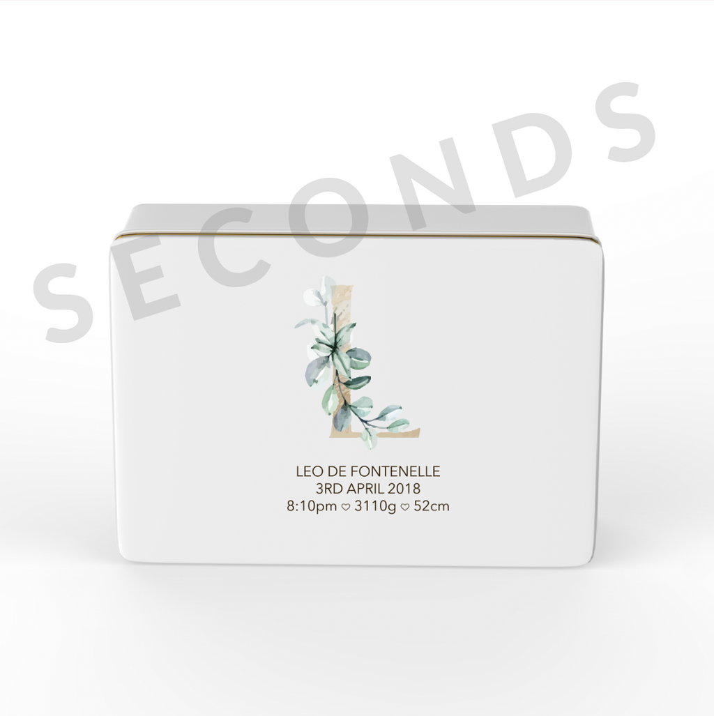 Keepsake Box {Seconds} - Design 4