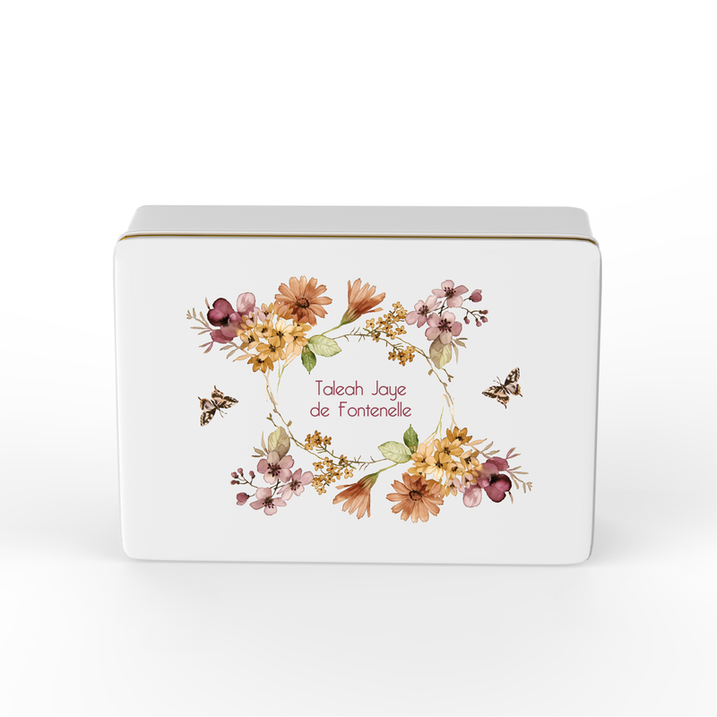 Keepsake Box - Design 14