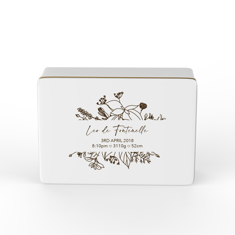 Keepsake Box - Design 9