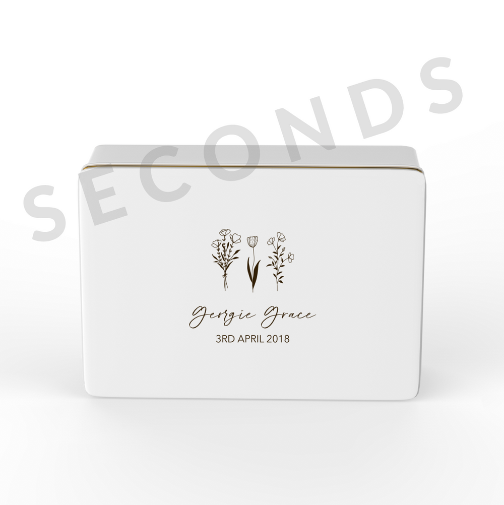 Keepsake Box {Seconds} - Design 7