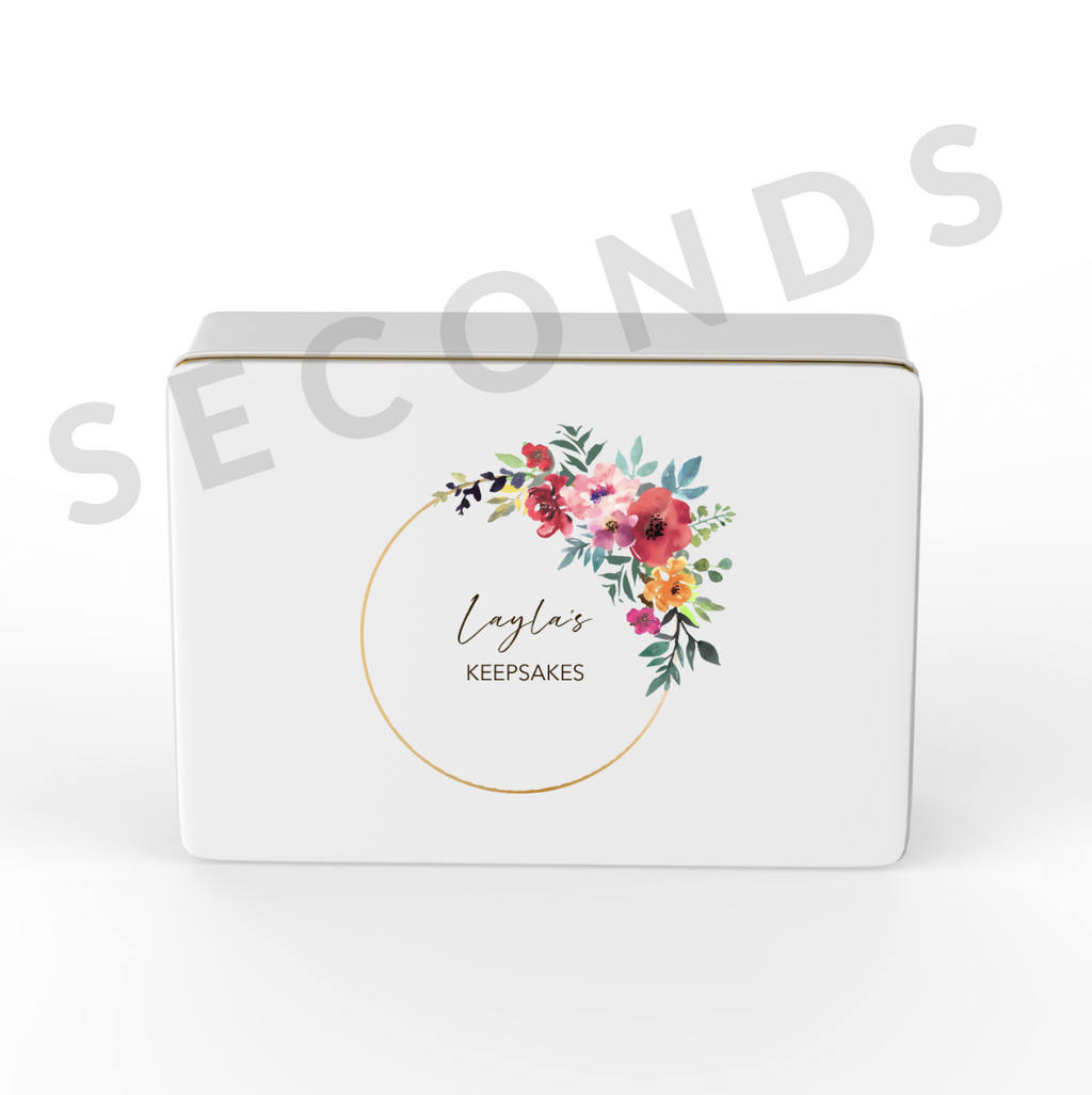 Keepsake Box {Seconds} - Design 6