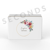 {Seconds} Keepsake Box - Design 6