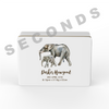 {Seconds} Keepsake Box - Design 16A