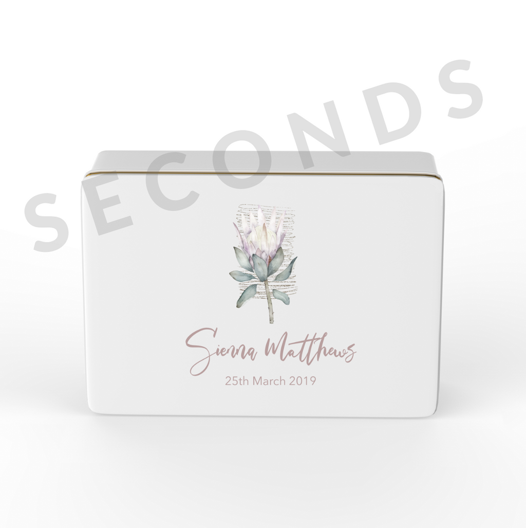 Keepsake Box {Seconds} - Design 10
