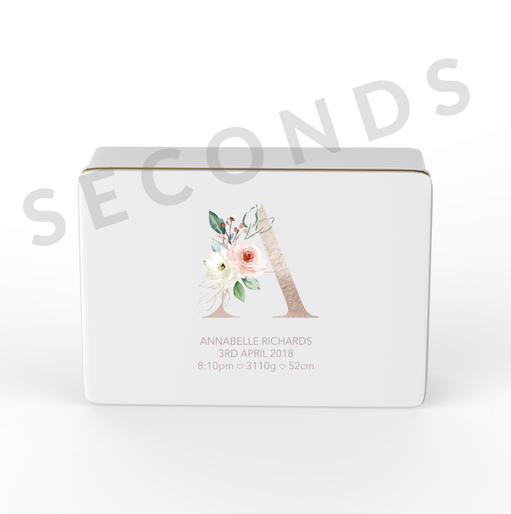 Keepsake Box {Seconds} - Design 12