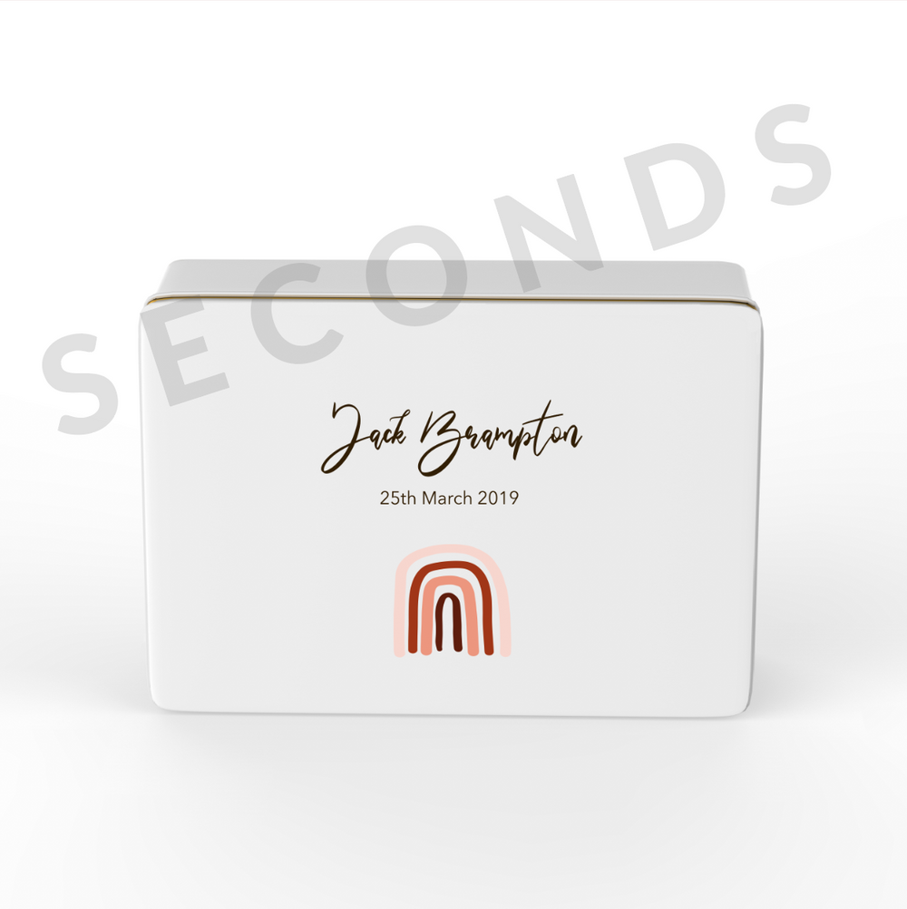 Keepsake Box {Seconds} - Design 13