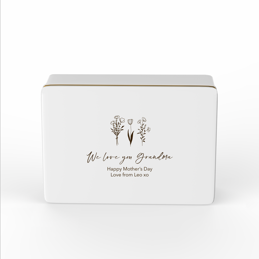 Keepsake Box - Mother's Day - Design 1