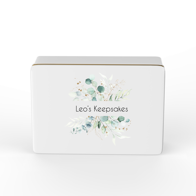 Keepsake Box - Design 1