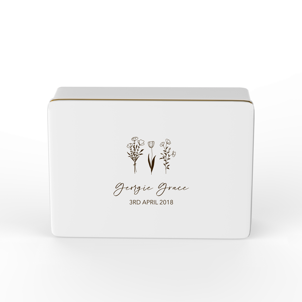 Keepsake Box - Design 7