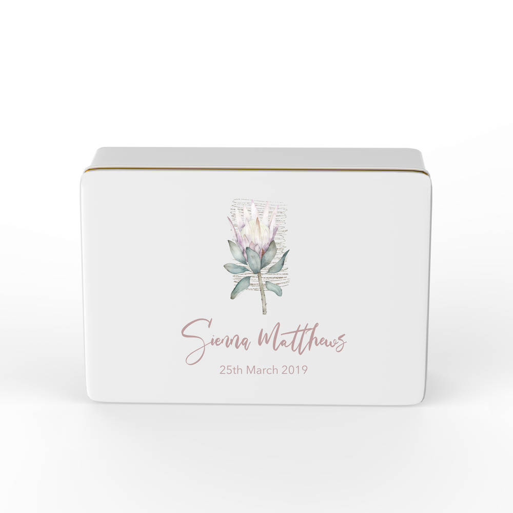 Keepsake Box - Design 10