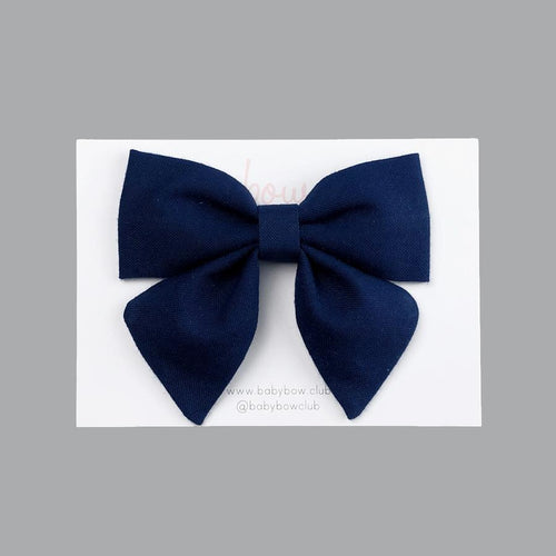 Navy - Tilly Bow