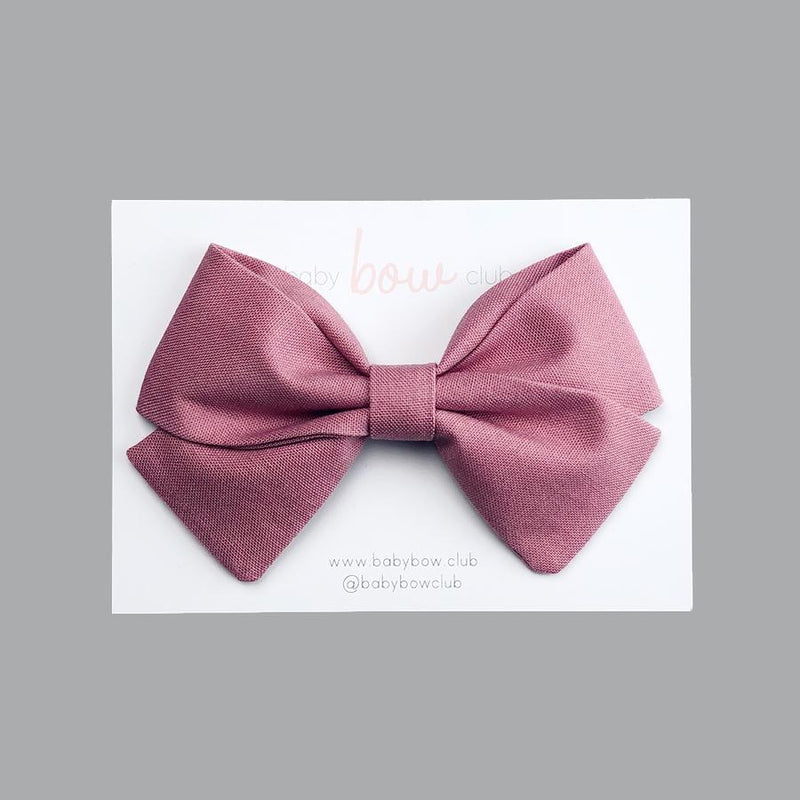 Rose - Evie Bow