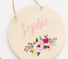 Birth Details Plaque, Custom Name Plaque, Personalised Name Plaque