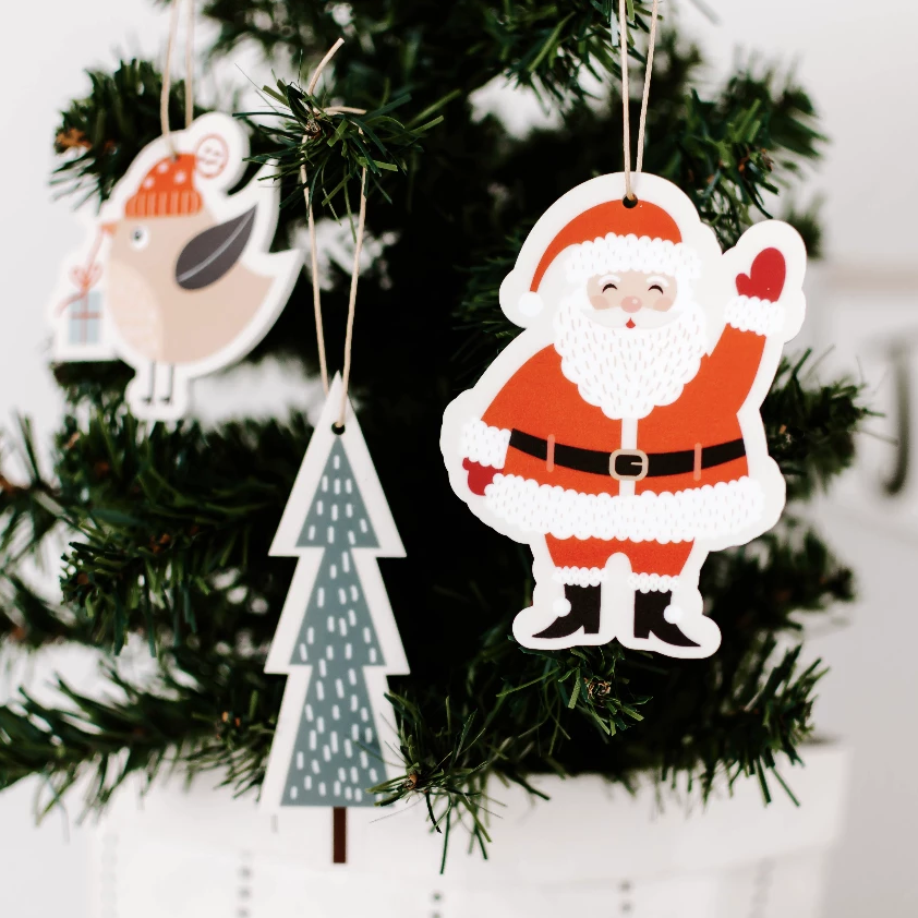 Christmas Decorations (set of 5)