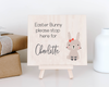 Printed Easter Plaques - Acrylic Rectangle