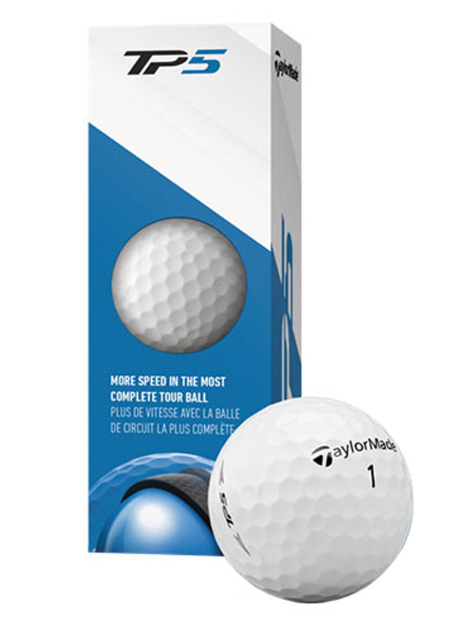 Set of 3 Premium Golf Balls - Happy Easter Tail