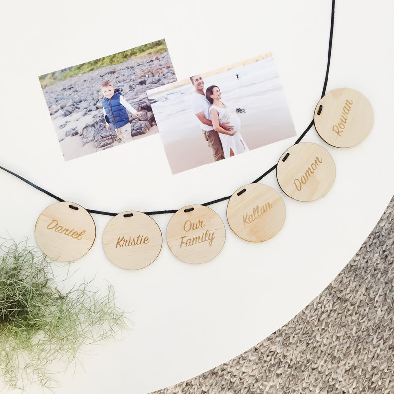 Family Garlands (custom)