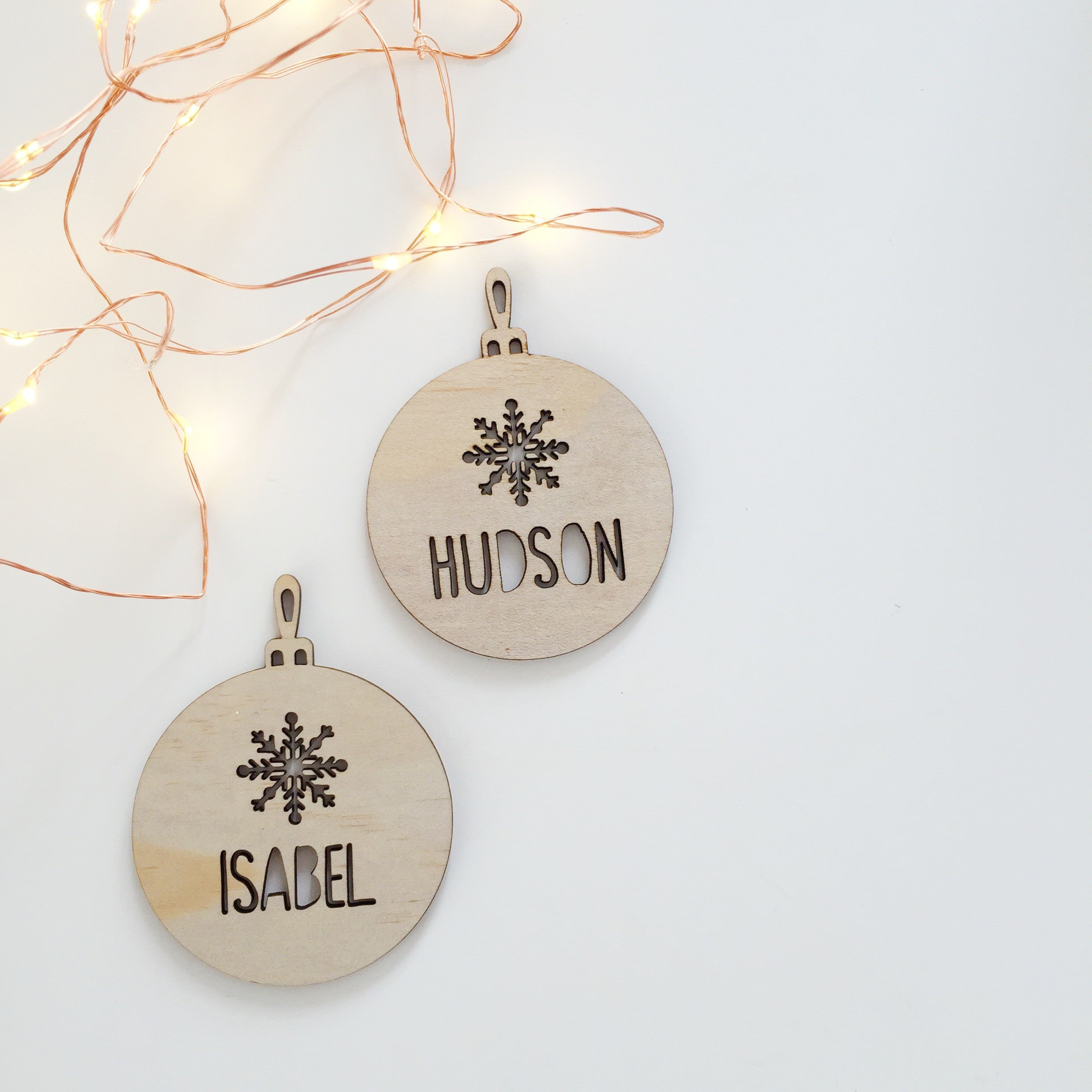 Christmas Baubles (custom)