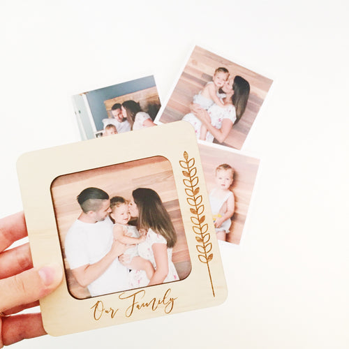 Photo Frames (custom)