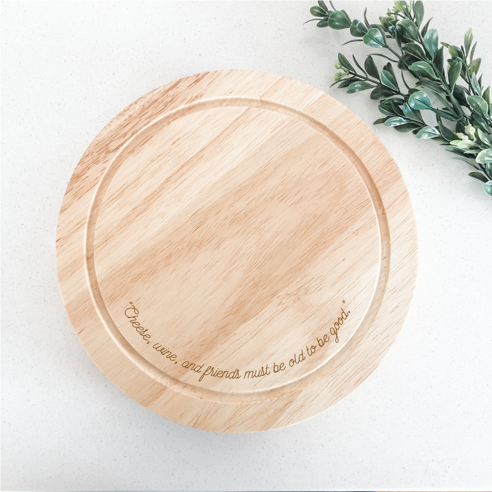 Cheese Boards - Sayings