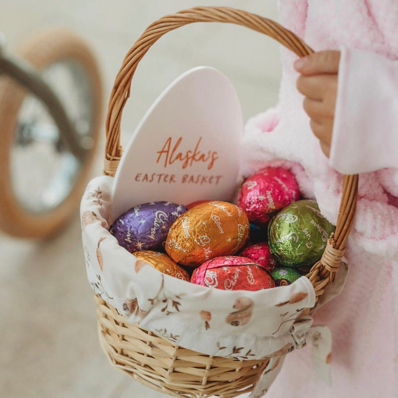 Printed Easter Egg Plaques